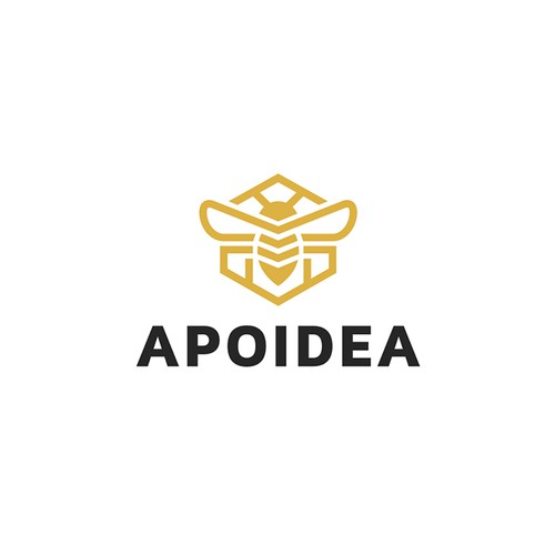 Octagonal logo with the title 'Apoidea'