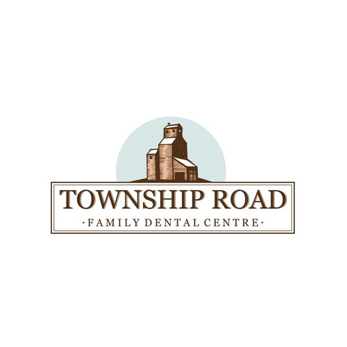 Brown brand with the title 'Township Road'