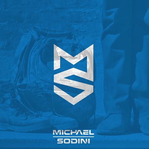 Non-profit design with the title 'Logo Design for non profit Michael Sodini'