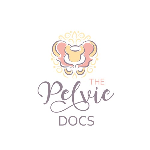 Medical logo with the title 'Pelvic Health '