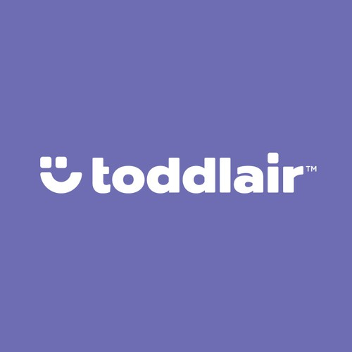Toddler design with the title 'Toddlair'