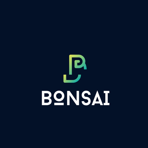 Bonsai logo with the title 'Logo for a Consultancy '