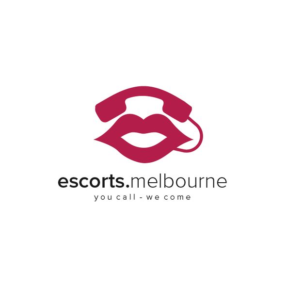 Call center logo with the title 'escorts.melbourne'