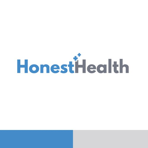 Honest logo with the title 'Honest Health'