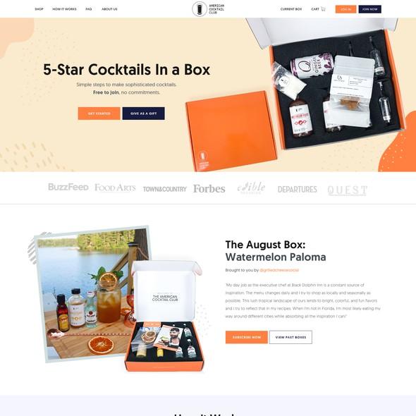 Branding website with the title 'Website Design'