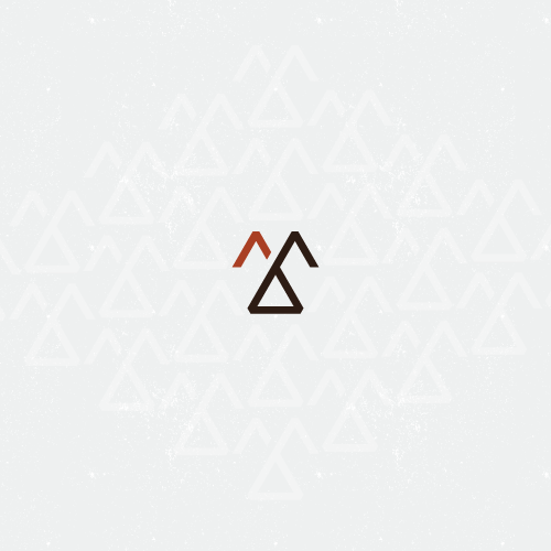 Personal design with the title 'Cyrillic Runes Monogram'