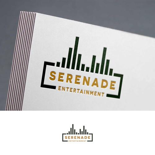 Karaoke design with the title 'New Karoke/DJ company needs a logo! (Draft Design)'