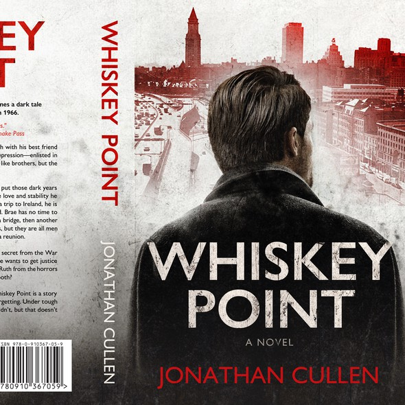 Boston design with the title 'Whiskey Point'