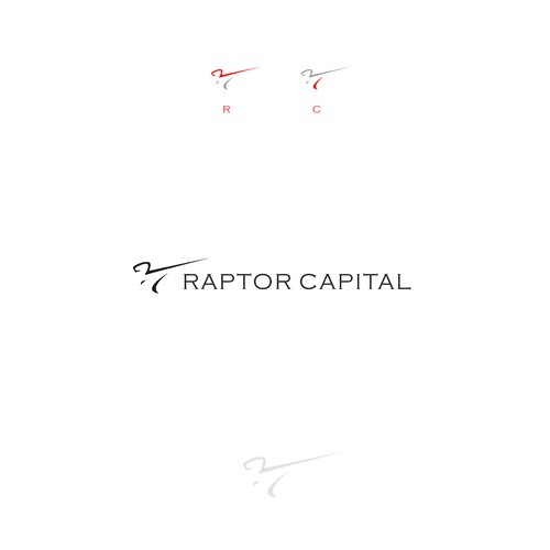 Capital logo with the title 'Raptor Capital'