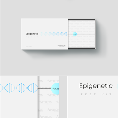 Epigenetic Test Kit Box