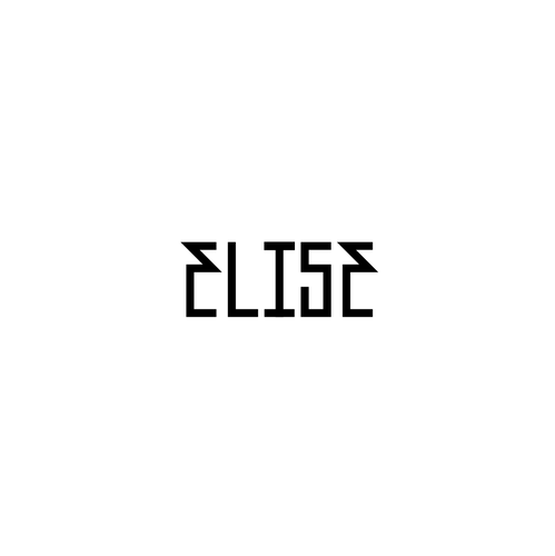 Artist logo with the title 'Elise Artist Logo'