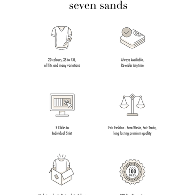 Seven Sands Icons