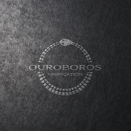 Snake design with the title 'Ouroboros Fabrication'
