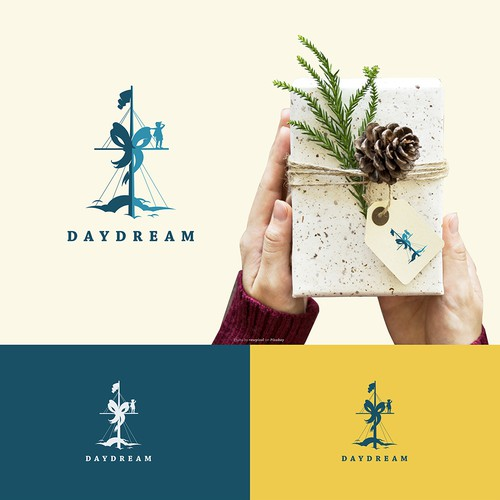 Float design with the title 'Day Dream'