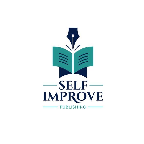 Publishing logo with the title 'Self improve publishing'