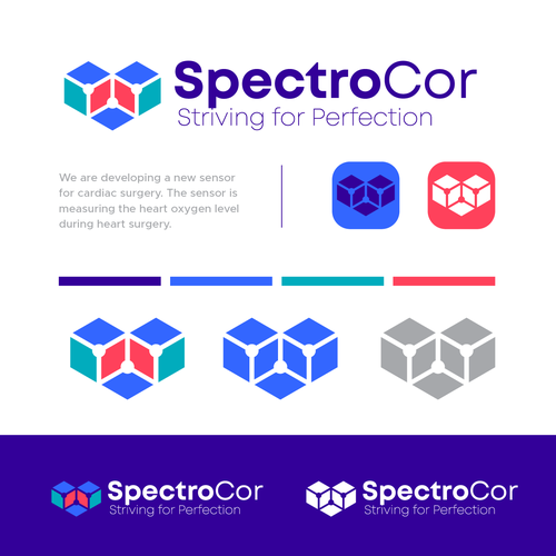 Protection logo with the title 'spectrocor'