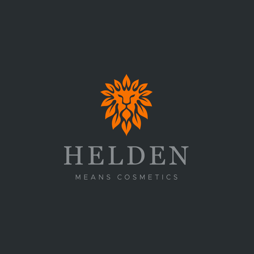 Brand logo with the title 'HELDEN'