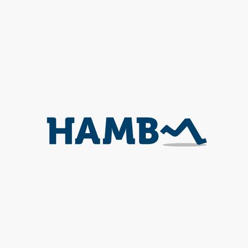 Movement logo with the title 'HAMBA'