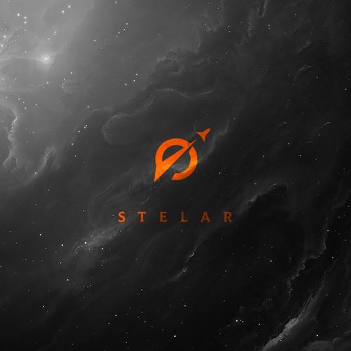 Galaxy logo with the title 'Stellar'