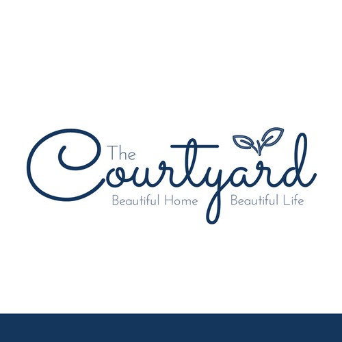 Boutique brand with the title 'The Courtyard'
