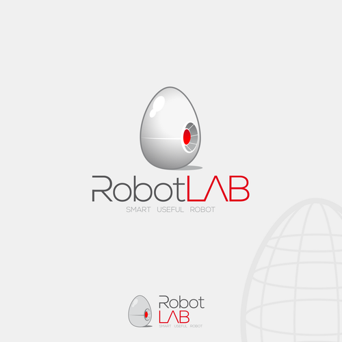 Robot brand with the title 'RobotLab'