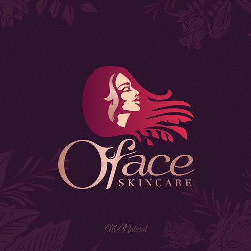 Stunning logo with the title 'Skincare logo design'