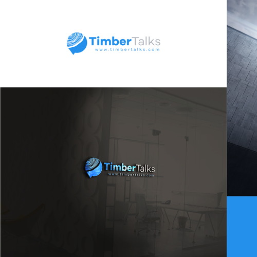 Timber logo with the title 'Timber'