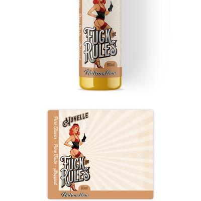 Label Design for E-Liquide