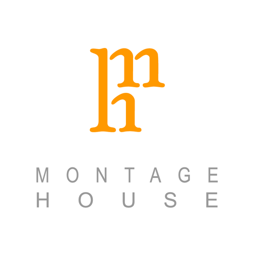 Director logo with the title 'Montage House'