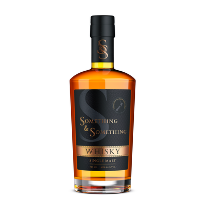 """Something & Something"" New Zealand Whisky"