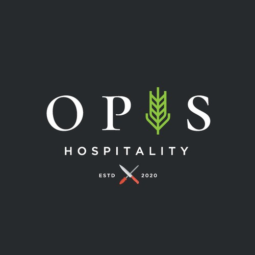 Butcher logo with the title 'Logo design for event planning service'