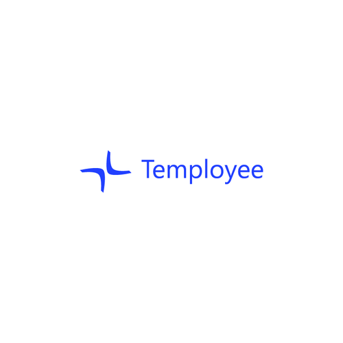 Staff logo with the title 'Boomerang logo for Temployee'