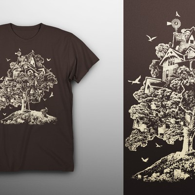 Treehouse T-shirt