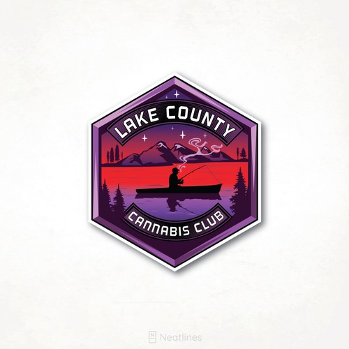 Riverside logo with the title 'Lake County'
