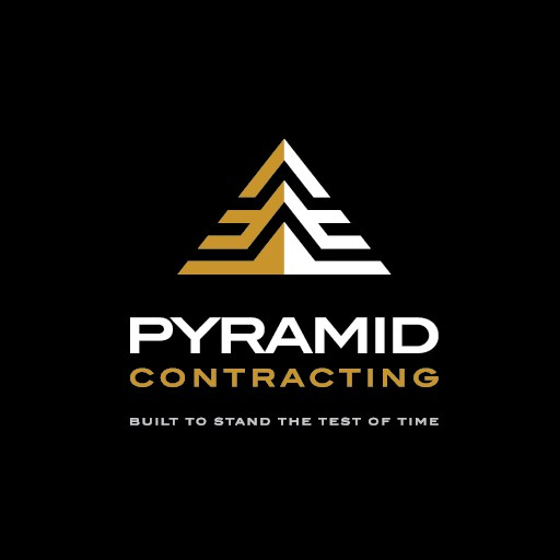 Solution brand with the title 'PYRAMID contracting'