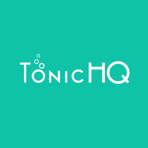Tonic design with the title 'Design & Tonic'