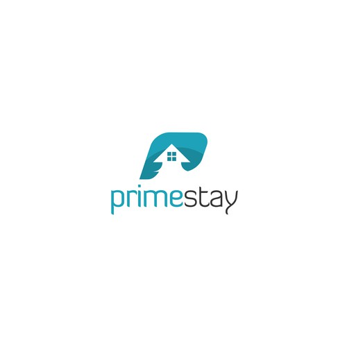 Accommodation logo with the title 'PrimeStay'