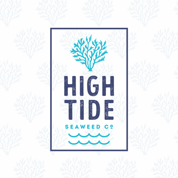Pacific design with the title 'High Tide'