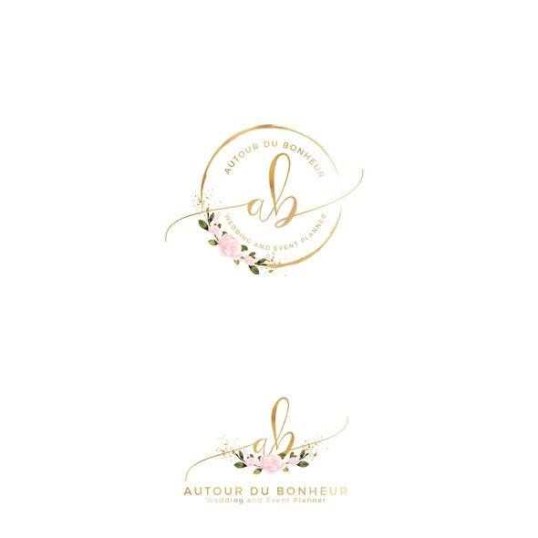 Event planning design with the title 'Logo Design For Wedding And Event Planner'