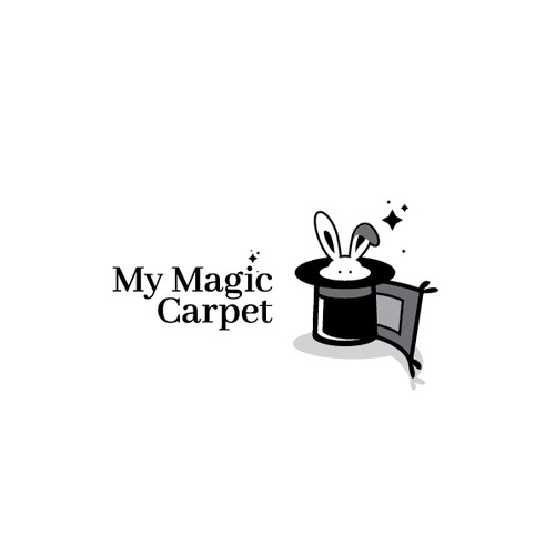 Carpet logo with the title 'Magic Carpet'