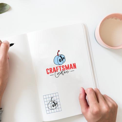 Craftsman logo with the title 'Craftsman logo'