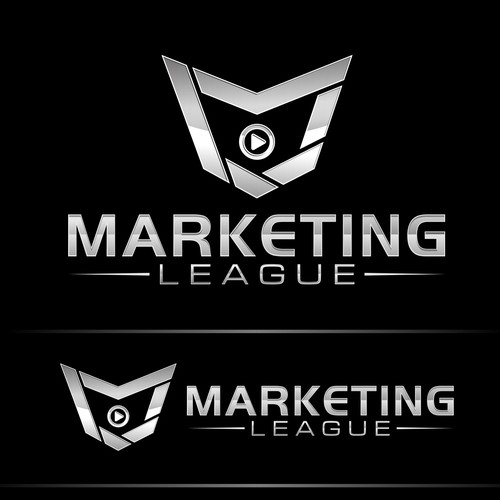 "Tutoring logo with the title 'Create a capturing logo for a Marketing Membership Site called ""Marketing League""'"