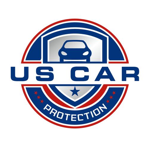 Vehicle logo with the title 'Automotive logo'