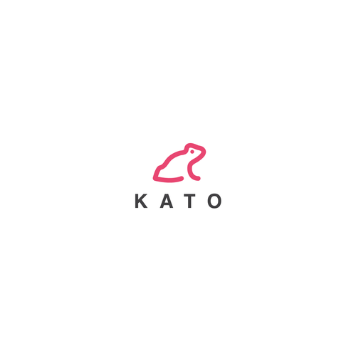 Frog design with the title 'KATO'