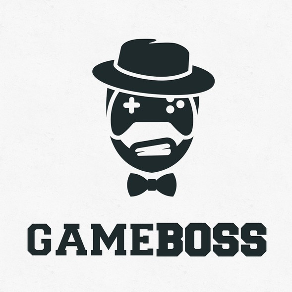 Controller logo with the title 'Game Boss'