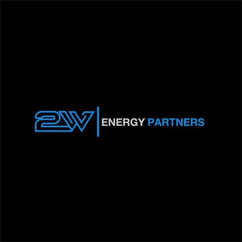 Partnership logo with the title 'Oil Company Logo'