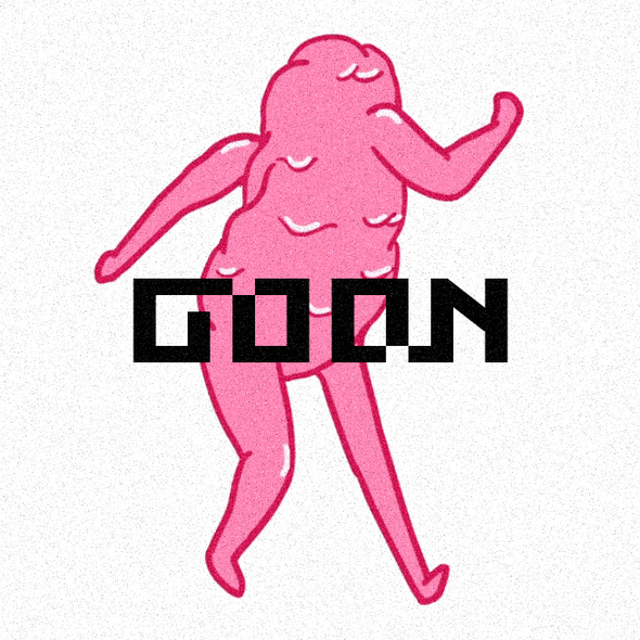 Go logo with the title 'GOON'