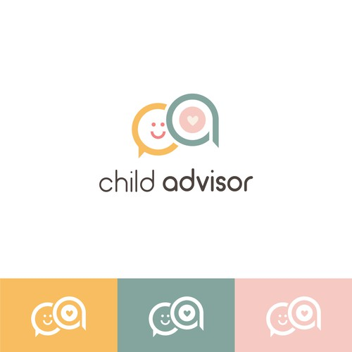 Kid logo with the title 'Child Advisor'
