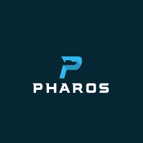 Marine brand with the title 'Pharos'