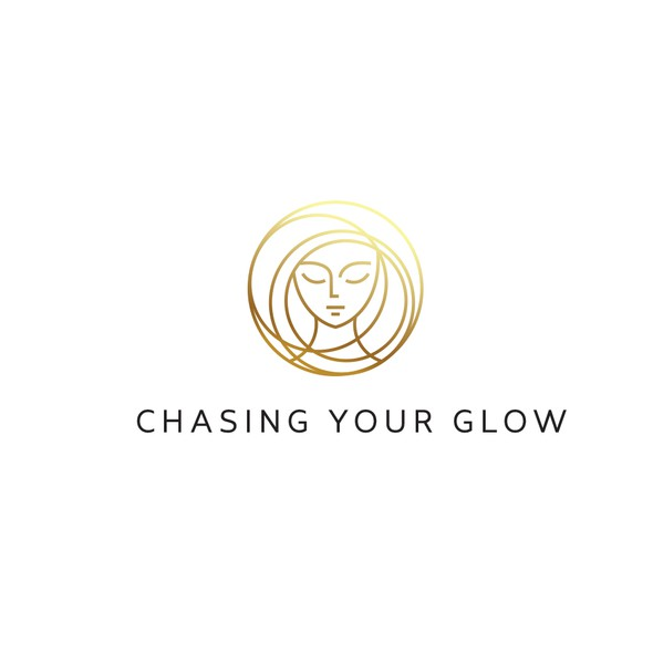 Glow design with the title 'Emotional Beauty Logo'